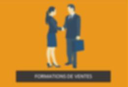 Formations de ventes | Actulisation