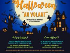 Activité d'Halloween à Carlsbad Springs - Halloween activity in Carlsbad Springs
