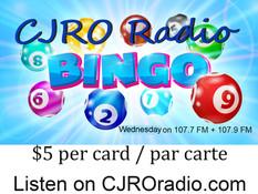 Nouvelles CJRO Radio - 27 septembre 2021