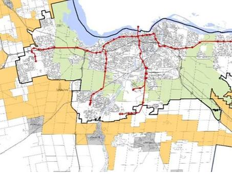 City staff propose 'gold belt' to limit future Ottawa development.