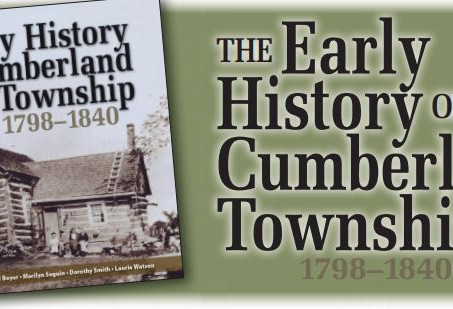 Book:  Early History of Cumberland Township