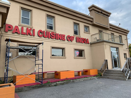 New restaurant now open in Carlsbad Springs – Palki Cuisine of India (at 6501 Russell Rd)
