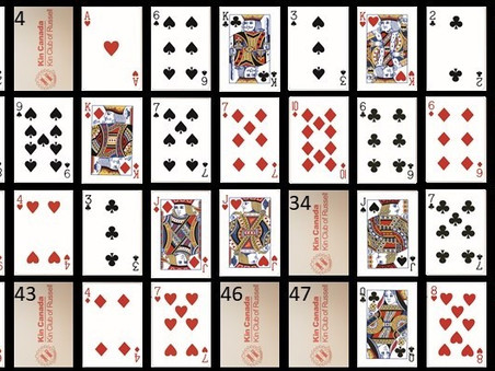 Catch the Ace Lottery - By the Kin Club of Russell - $463,000.00 jackpot!