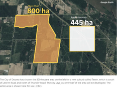 Tewin community has been mapped, and affected residents are skeptical