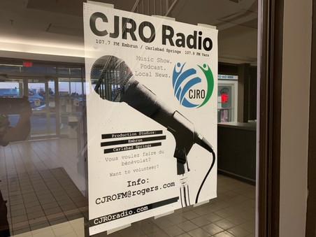 Become a CJRO Radio community partner! Devenez un partenaire communautaire de CJRO Radio !