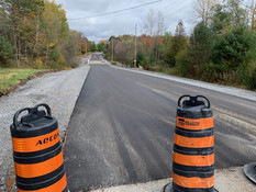 Piperville Rd Bearbrook bridge set to open soon