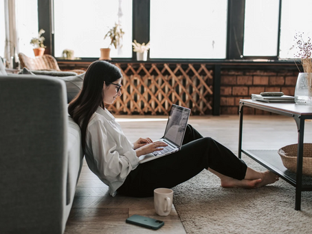 4 Health and Self-Care Tips for Time-Crunched Remote Workers