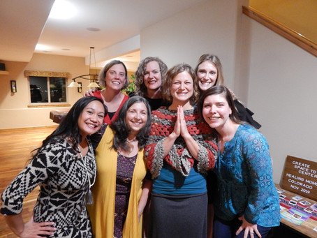 Healing Moms Newsletter January 2020