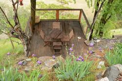 Inbody Hideaway Deck