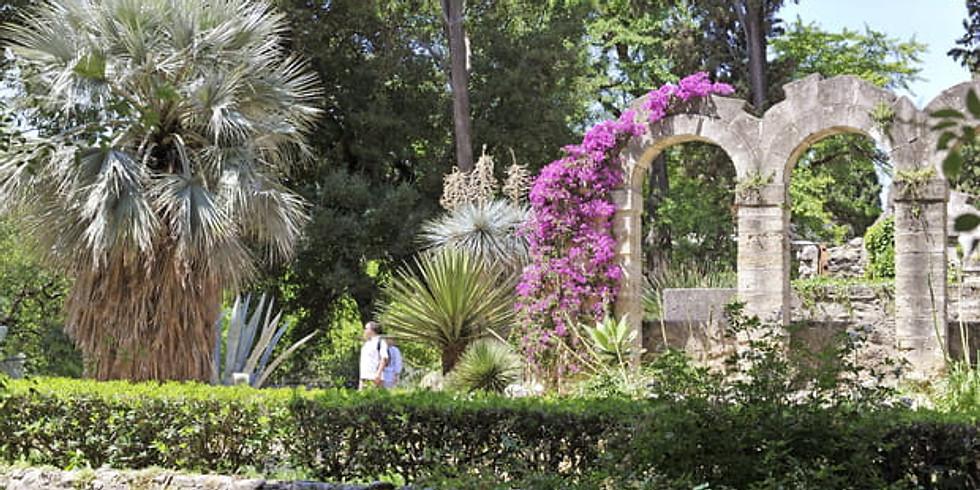 9 juin, Jardin des Plantes