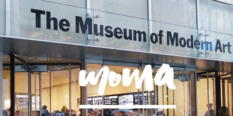 Un petit tour au MoMA