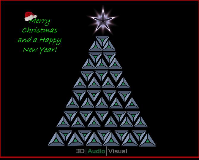 Merry Christmas from 3DAV