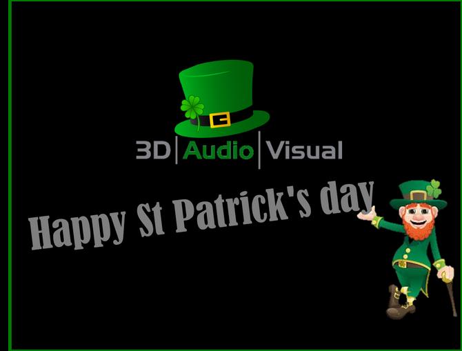 Happy St Patrick's Day 2017