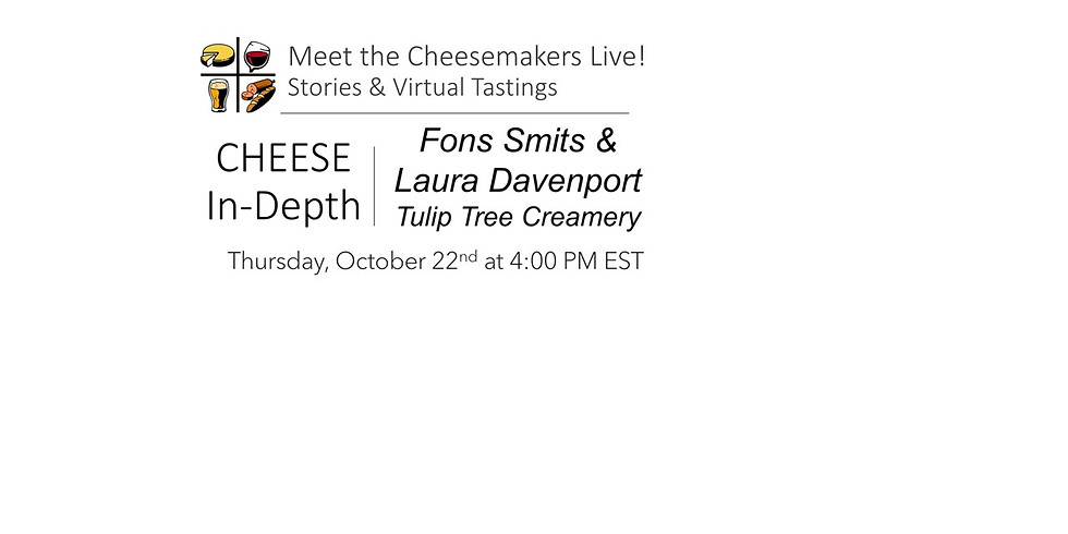 Fons Smits & Laura Davenport – Tulip Tree Creamery