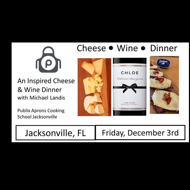Jacksonville - Artisan Cheese, Wine & Dinner