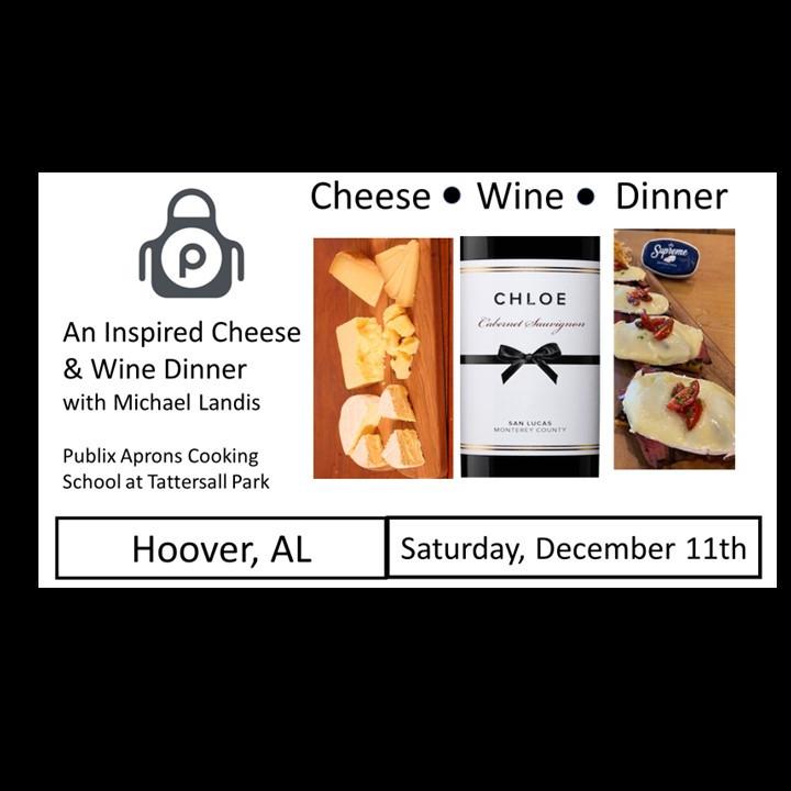 Birmingham - Artisan Cheese, Wine & Dinner