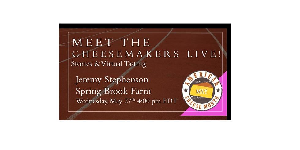 Jeremy Stephenson Spring Brook Farm