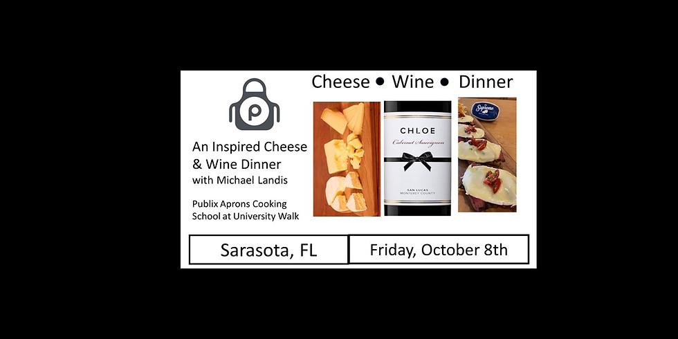 Sarasota - Artisan Cheese, Wine & Dinner