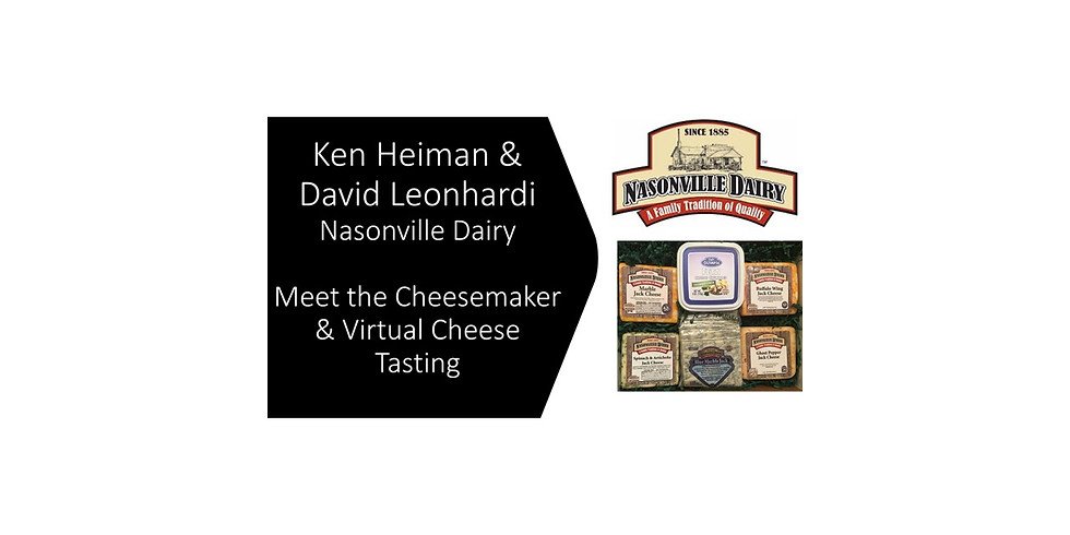 Ken Heiman & David Leonhardi – Nasonville Dairy