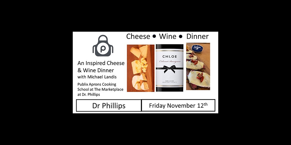 Orlando - Artisan Cheese, Wine & Dinner