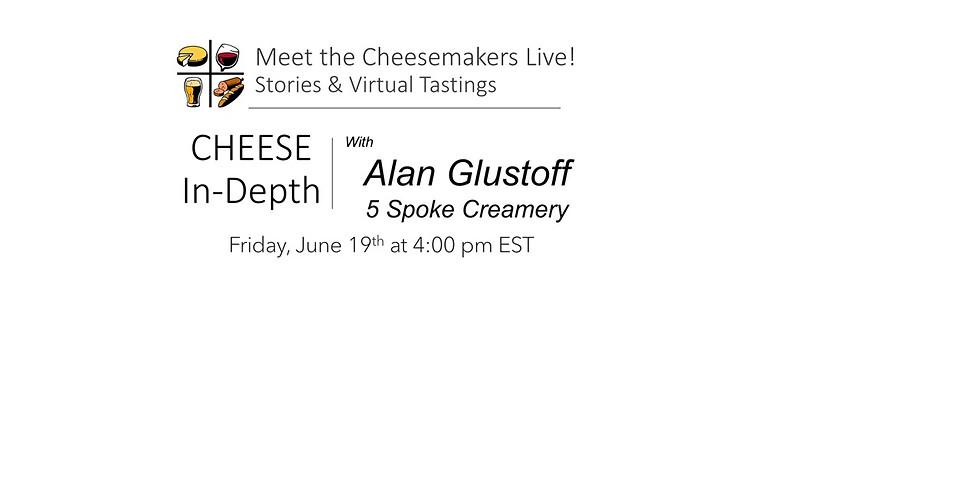 Alan Glustoff 5 Spoke Creamery