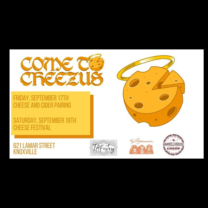 Come to Cheezus Festival