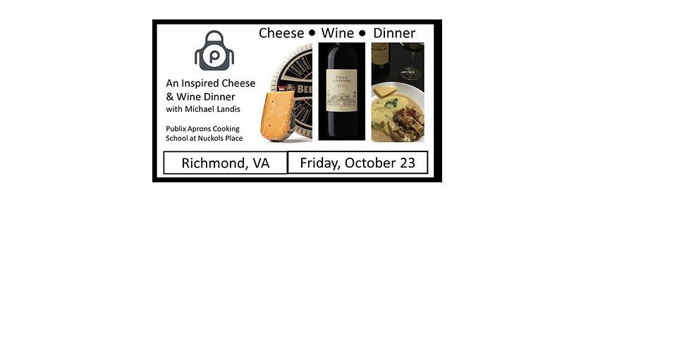 Aprons – Richmond, VA – Cheese, Wine & Dinner