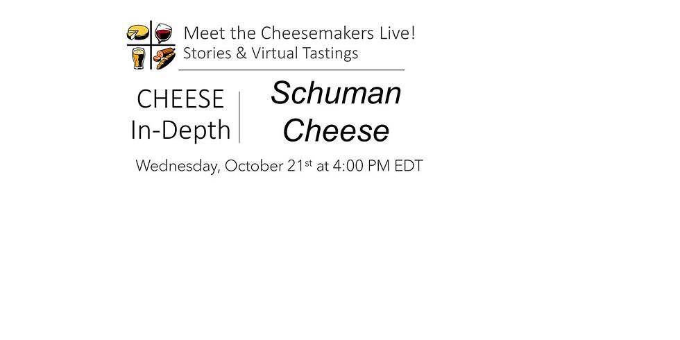 Schuman Cheese – Christophe, Jim & Marc