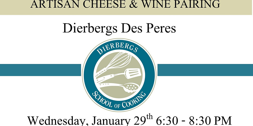 Dierbergs Des Peres - Cheese & Wine Pairing