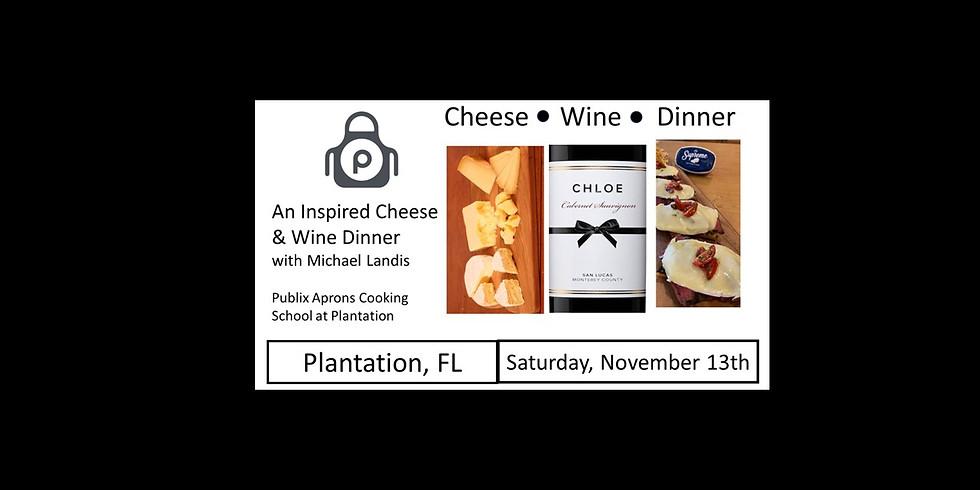 Plantation - Artisan Cheese, Wine & Dinner