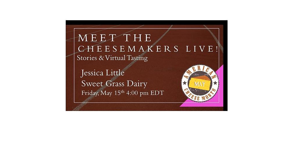 Jessica Little - Sweet Grass Dairy