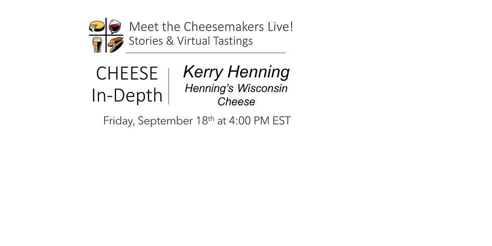 Kerry Henning – Henning's Wisconsin Cheese
