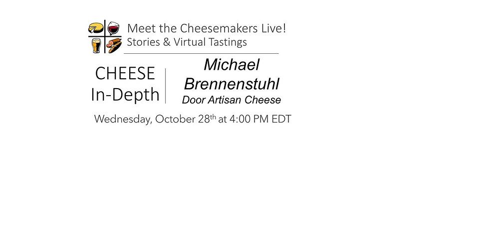 Michael Brennenstuhl - Door Artisan Cheese Co
