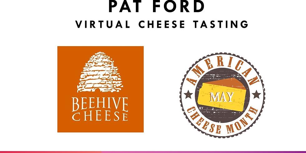 Pat Ford – Beehive Cheese – Tea, Sea Salt, Coffee & Spices