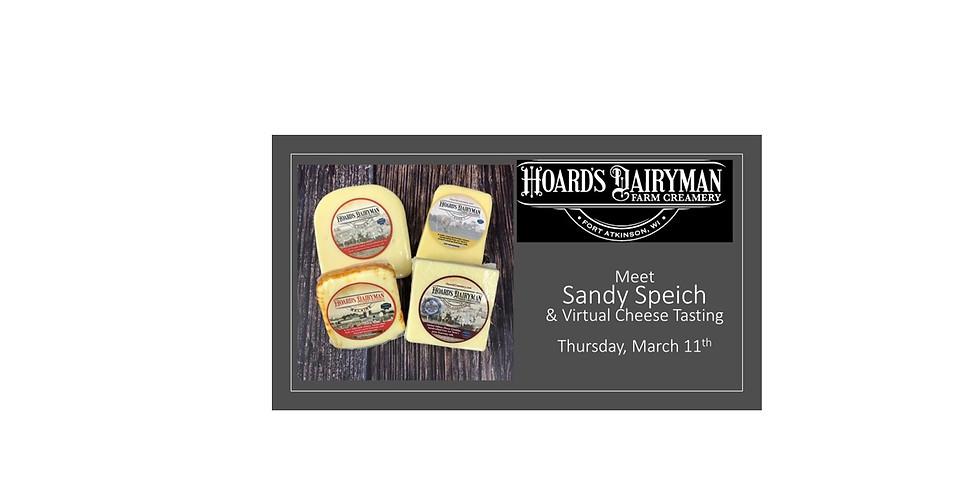 Sandy Speich – Hoards Dairyman Farm Creamery