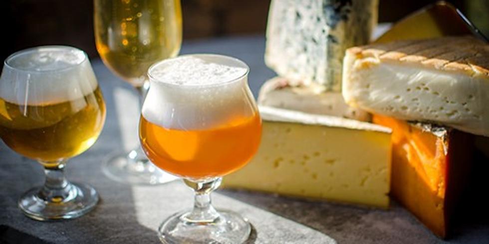 Alewife Beer & Cheese Pairing
