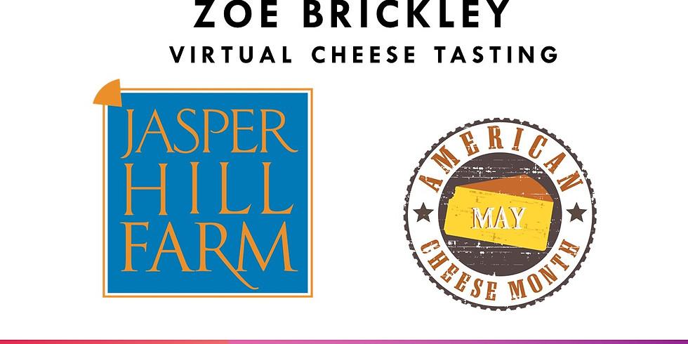 Zoe Brickley – Jasper Hill Farm