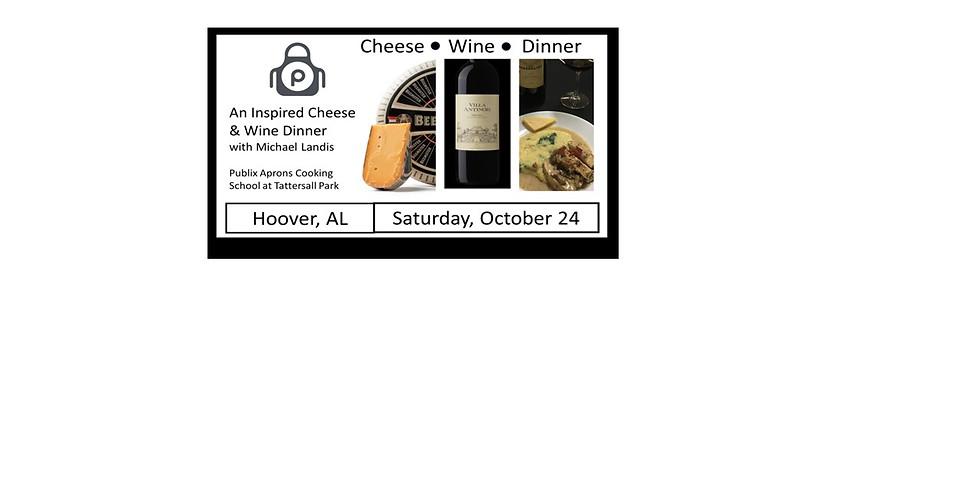 Aprons – Hoover, AL – Cheese, Wine & Dinner