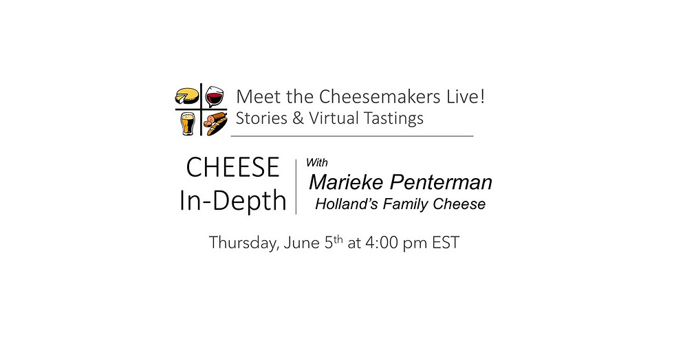 Marieke Penterman Holland's Family Cheese