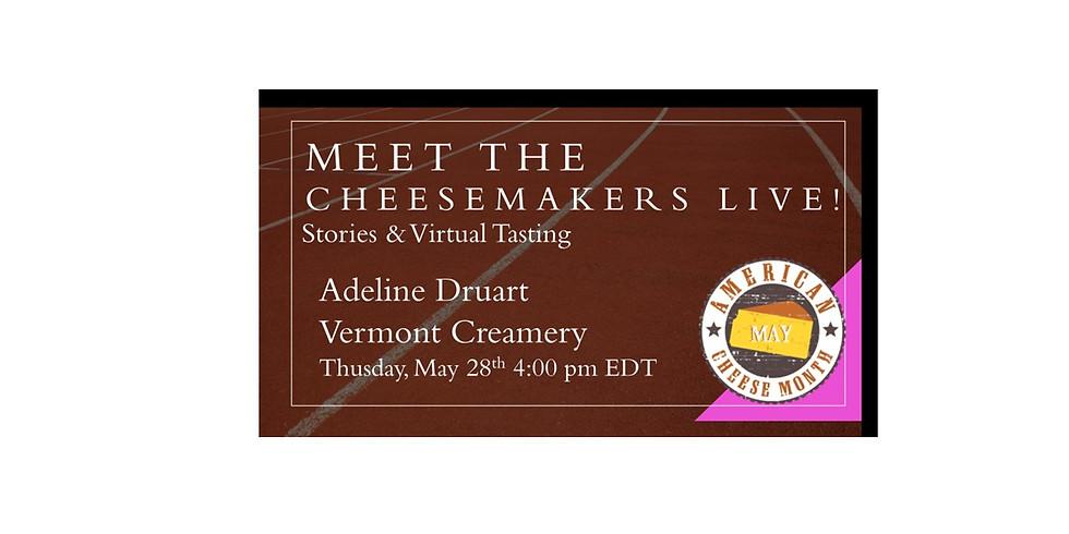 Adeline Druart Vermont Creamery