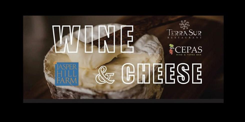 Vermont Cheese & Wine Pairing Event