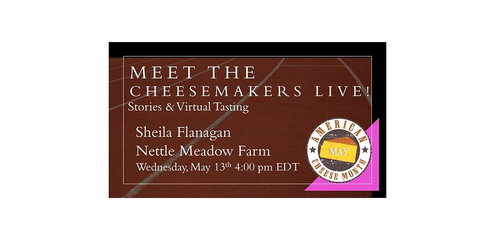 Webinar - Sheila Flanagan Nettle Meadow Farm