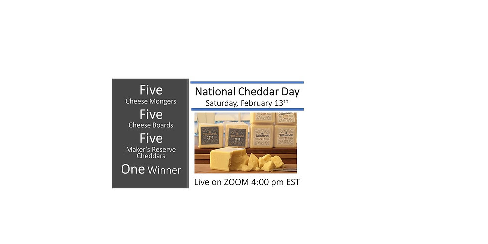 National Cheese Day Event