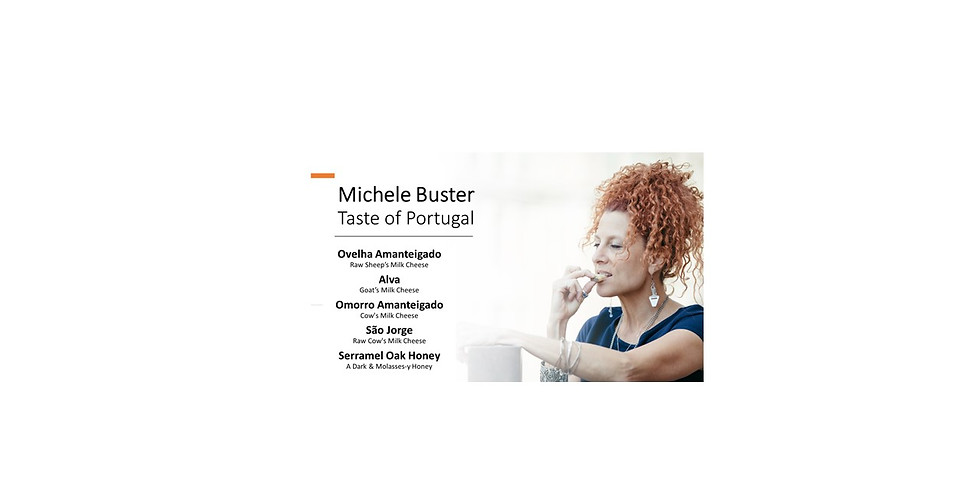 Michele Buster – Taste of Portugal