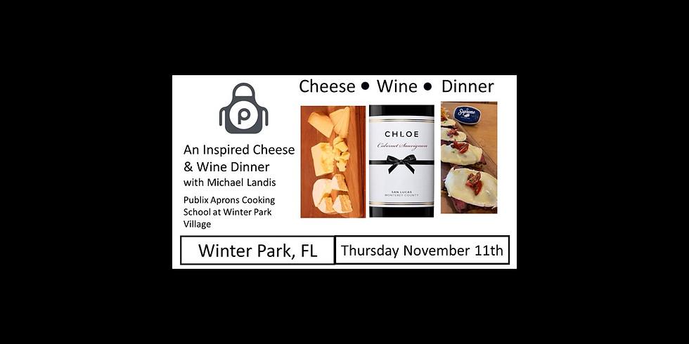 Winter Park - Artisan Cheese, Wine & Dinner