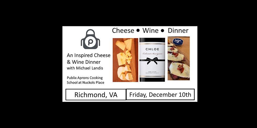 Richmond - Artisan Cheese, Wine & Dinner