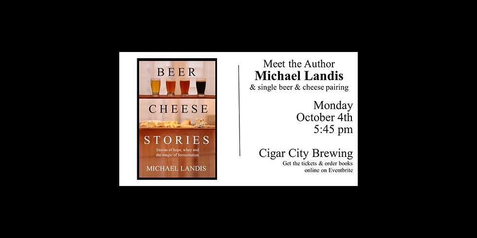Cigar City Brewing - Beer, Cheese Pairing & Book Signing
