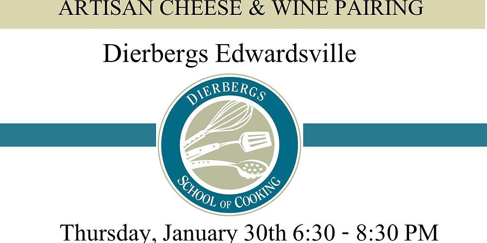 Dierbergs Edwardsville - Cheese & Wine Pairing