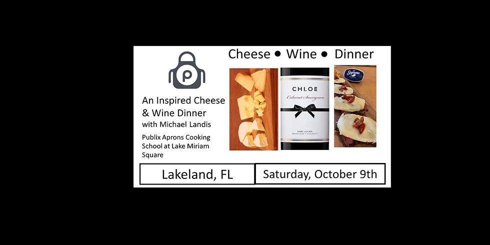 Lakeland - Artisan Cheese, Wine & Dinner