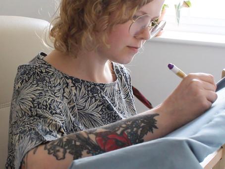 Chloe Giordano - Art, life and authenticity